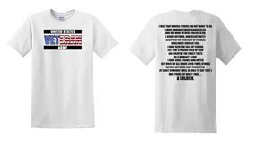 US Army Veteran Cotton T-Shirt -Soldier-(P)