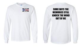 US Marine Corps Veteran Long-Sleeve Cotton Shirt  -Wind- (P)