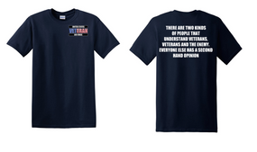 US Air Force Veteran Cotton T-Shirt -Two Kinds-(P)