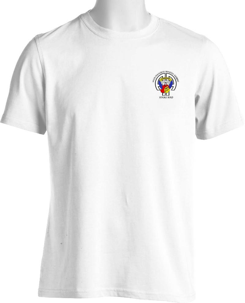 504th Parachute Infantry Regiment All American Short-Sleeve Moisture Wick Shirt