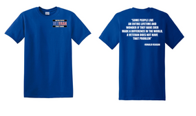 US Coast Guard Veteran Cotton Shirt-Reagan- (P)