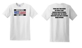 US Coast Guard Veteran Cotton Shirt-Two Kinds- (FF)