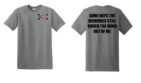 US Coast Guard Veteran Cotton Shirt-Wind- (P)