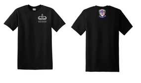501st Parachute Infantry Regiment Senior Jumpmaster Cotton Shirt