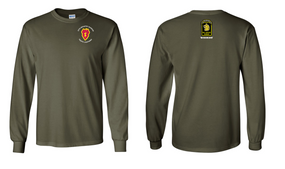 27th Infantry Regiment  LS Cotton Shirt (P)