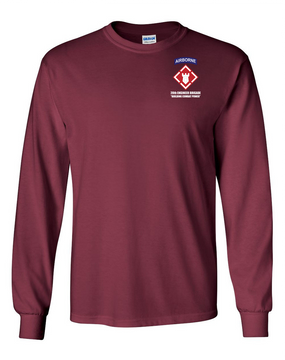 20th Engineer Brigade (Airborne) LS Cotton Shirt (P)