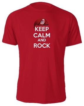 "503rd Parachute Infantry Regiment  ""Keep Calm"" Cotton Shirt"