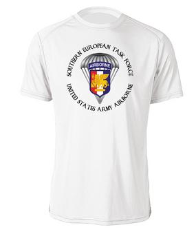 Southern European Task Force SETAF Moisture Wick T-Shirt (FF)