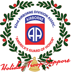 Holiday Troop Support