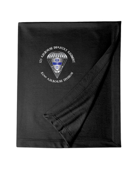 325th AIR Embroidered Dryblend Stadium Blanket-M