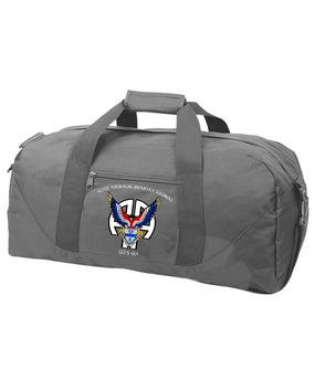 325th Airborne Infantry Regiment Embroidered Duffel Bag-M
