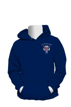 325th Airborne Infantry Regiment Embroidered Hooded Sweatshirt-M