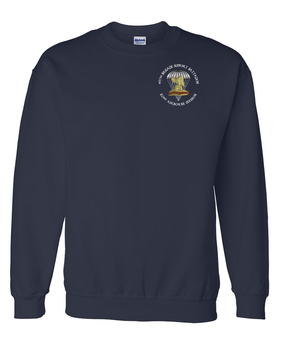 407th Brigade Support Battalion Embroidered Sweatshirt-M