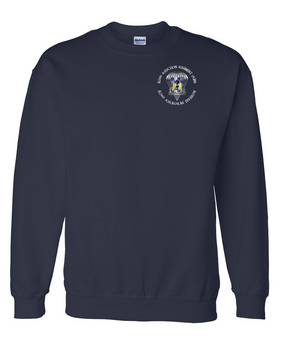 82nd Aviation Brigade Embroidered Sweatshirt-M