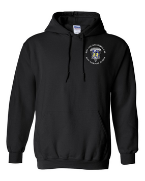 82nd Aviation Brigade Embroidered Hooded Sweatshirt-M