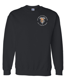 82nd Signal Battalion Embroidered Sweatshirt-M