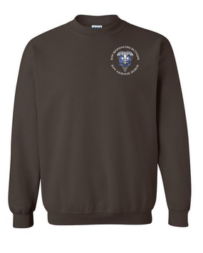 82nd Hqtrs & Hqtrs Battalion Embroidered Sweatshirt-M