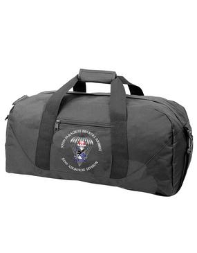 505th Parachute Infantry Regiment  (Parachute) Embroidered Duffel Bag-M