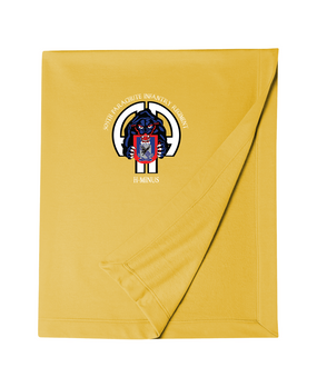 505th Parachute Infantry Regiment Embroidered Dryblend Stadium Blanket-M
