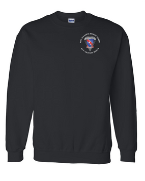 508th PIR Embroidered Sweatshirt-M