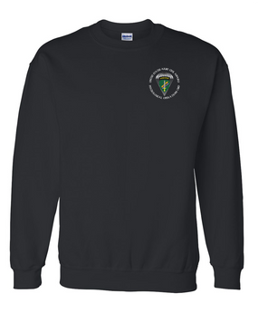 US Army Civil Affairs Embroidered Sweatshirt