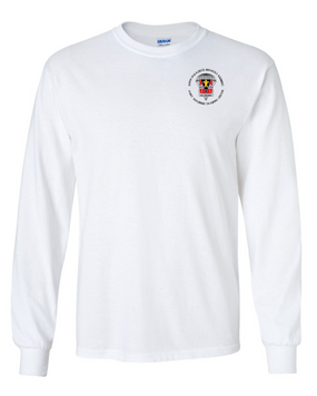 509th JRTC Long-Sleeve Cotton T-Shirt