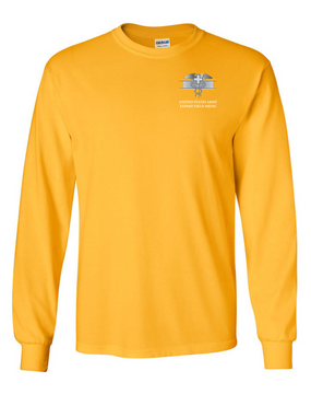Expert Field Medical Badge (EFMB) Long-Sleeve Cotton T-Shirt