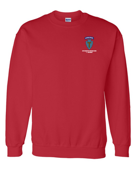 36th Infantry Division (Airborne) Embroidered Sweatshirt