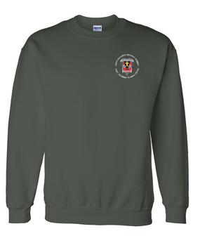 509th JRTC Embroidered Sweatshirt