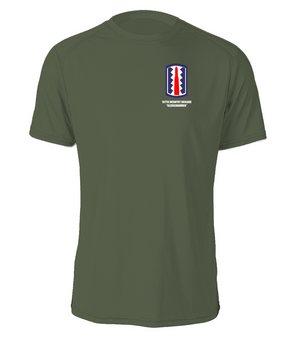 "197th Infantry Brigade ""Sledgehammer""  Cotton Shirt"
