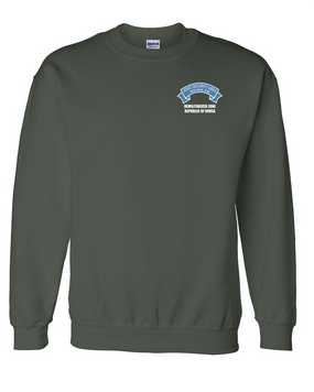Joint Security Area -(JSA) Embroidered Sweatshirt