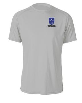 "23rd Infantry Division ""Vietnam Combat Veteran""  Cotton Shirt"