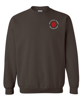 "28th Infantry Division (C) ""The Bloody Bucket"" Embroidered Sweatshirt"