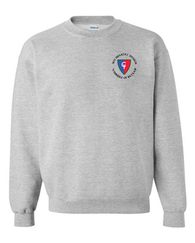 "38th Infantry Division (C)   ""Avengers of Bataan"" Embroidered Sweatshirt"
