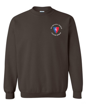 "38th Infantry Division (C)   ""Cyclone Division"" Embroidered Sweatshirt"