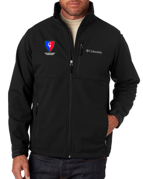 "38th Infantry Division  ""Cyclone Division"" Embroidered Columbia Ascender Soft Shell Jacket"
