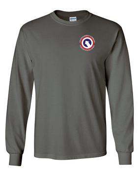 COSCOM Long-Sleeve Cotton T-Shirt