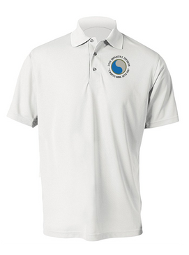 "29th Infantry Division (C) ""Twenty-Nine  Let's Go"" Embroidered Moisture Wick Polo  Shirt"