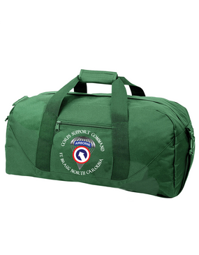 COSCOM (Airborne) (C) Embroidered Duffel Bag