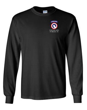 COSCOM (Airborne) Long-Sleeve Cotton T-Shirt
