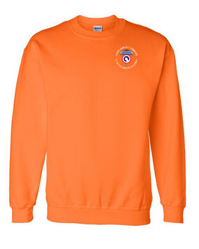 COSCOM (Airborne) (C) Embroidered Sweatshirt