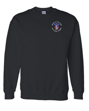 US Army Honor Guard (C) Embroidered Sweatshirt