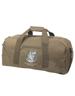 US Army Recruiter Embroidered Duffel Bag