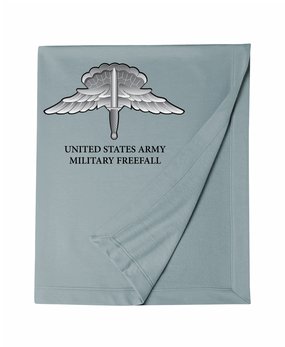 US Army HALO Embroidered Dryblend Stadium Blanket