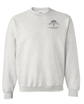 US Army Special Operations HALO Embroidered Sweatshirt