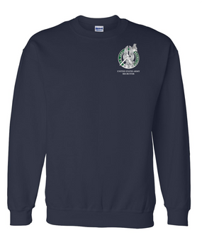 US Army Recruiter Embroidered Sweatshirt
