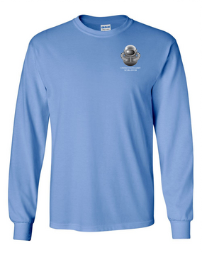 US Army SCUBA Long-Sleeve Cotton T-Shirt