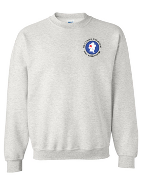 5th Battalion 87th Infantry (C) Embroidered Sweatshirt