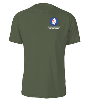 5th Battalion 87th Infantry Cotton Shirt