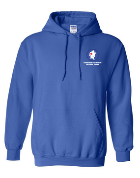 5th Battalion 87th Infantry Embroidered Hooded Sweatshirt